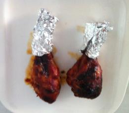 שוקי עוף במרינדת סויה שום ודבש טעימות אש בחמש דקות