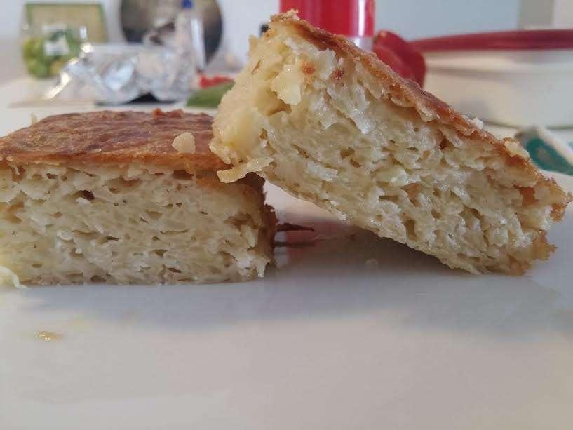 פשטידת תפוחי אדמה מבוקובינה טוצ`