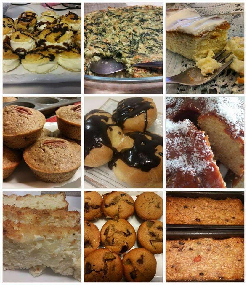 לקט מאכלים מאפים וקינוחים לשבועות מהאתר – מיני מזונות