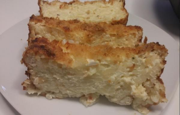 מאפה איטריות מלוח עתיר גבינות שלא תפסיקו לזלול