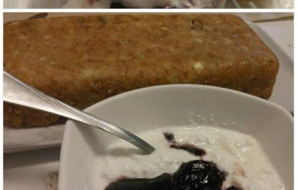 עוגת גבינה וסולת בחושה ונהדרת